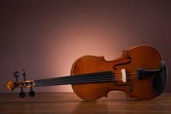 Schöne Violine! stockfotografie