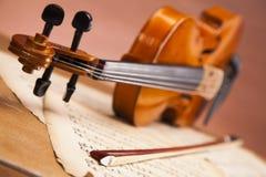 Schöne Violine! lizenzfreie stockfotografie