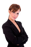 Schöne von mittlerem Alter Geschäftsfrau, stockbilder
