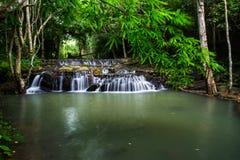 Schöne Wasserfälle Lizenzfreie Stockfotografie
