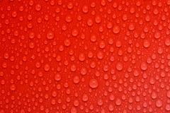 Schöne Wassertropfen Lizenzfreie Stockfotografie