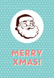 Schöne Weihnachtsbaumabbildung stock abbildung