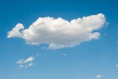 Schöne Wolke Stockfoto