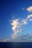Schöne Wolke stockbilder