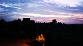Schöner Abend Stockbilder