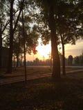 Schöner Abend in Kiew-Teil 2 lizenzfreie stockfotos