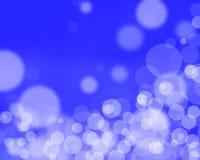 Schöner abstrakter blauer Hintergrund Lizenzfreie Stockfotografie