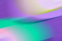 Schöner abstrakter Hintergrund mit heller Reflexion, unscharfe Art Modische Farbtöne Für modernen Hintergrund Tapete Stockfoto