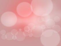 Schöner abstrakter rosa Hintergrund Lizenzfreies Stockfoto