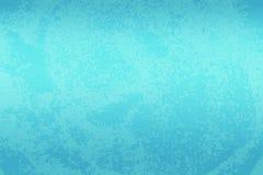 Schöner abstrakter Schmutz-dekorativer Marine-Blau-dunkler Stuck-Wand-Hintergrund Art Rough Stylized Texture Banner mit Raum vektor abbildung