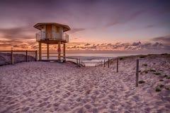 Schöner abstrakter Sonnenaufgang lizenzfreie stockfotos