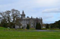 Schöner Adare-Landsitz Irland-` s in der Limerick-Grafschaft Stockbild