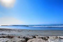 Schöner Bali-Strand Lizenzfreie Stockbilder