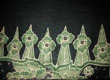 Schöner Batik Stockfotografie