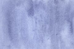 Schöner blauer Aquarellhintergrund Lizenzfreie Stockfotos