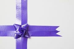 Schöner blauer Bogen Lizenzfreie Stockbilder