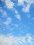 Schöner blauer Hintergrund stockbilder