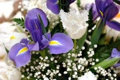 Schöner Blumen-Blumenstrauß Lizenzfreies Stockbild