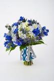 Schöner Blumenblumenstrauß Lizenzfreies Stockfoto
