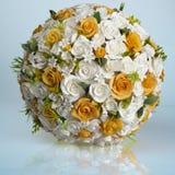 Schöner Blumenblumenstrauß Stockfoto
