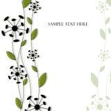 Schöner Blumenhintergrund… Hintergrund mit bunten Blumen Stockfoto