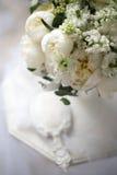Schöner Blumenstrauß stockfoto