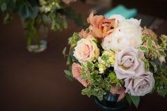 Schöner Blumenstrauß Lizenzfreies Stockfoto