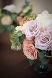 Schöner Blumenstrauß Stockbilder