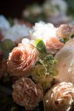 Schöner Blumenstrauß Lizenzfreies Stockbild