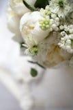 Schöner Blumenstrauß Stockbild