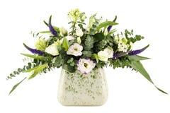 Schöner Blumenstrauß der Blumen Stockbilder