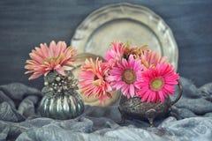 Schöner Blumenstrauß der Blumen Lizenzfreie Stockbilder