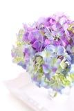Schöner Blumenstrauß von Hydrangeas
