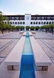 Schöner Brunnen, Algarve, Portugal lizenzfreie stockbilder