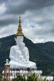 Schöner Buddha, Wat Pha Sorn Kaew, Phetchabun-Provinz Stockfoto