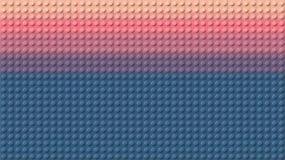 Schöner bunter Lego Background stockfotos
