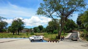 Schöner Campus von Don Bosco University Lizenzfreie Stockbilder