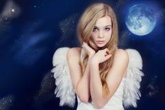 Schöner Engel Stockfoto