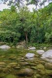 Schöner Fluss Lizenzfreie Stockfotografie