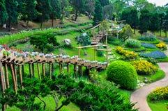 Schöner Garten Lizenzfreie Stockfotos
