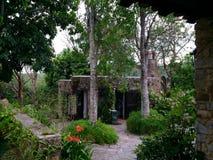 Schöner Garten bei Kuba Stockfotos