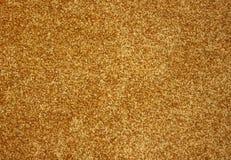 Schöner Goldteppich. Stockbild