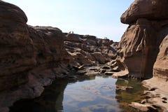 Schöner Grand Canyon des Überraschens Lizenzfreie Stockbilder