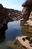 Schöner Grand Canyon des Überraschens Stockfotografie