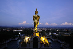 Schöner großer Buddha Stockfotografie