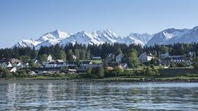 Schöner Haines Alaska Stockbild