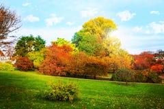 Schöner Herbst Stockfotos