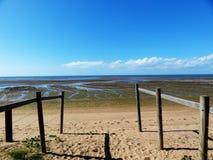 Schöner Hervey Bay Queensland Australia stockbild