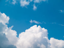 Schöner Himmel Lizenzfreie Stockfotografie