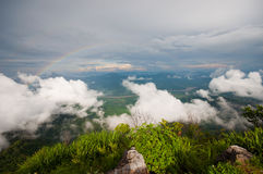 Schöner Himmel und könnte Stockfotos